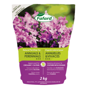 Fertilizer for ANNUALS & PERENNIALS 2 KG