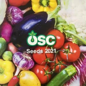 OSC Seeds: Vegetables, Herbs, Flowers – assorted