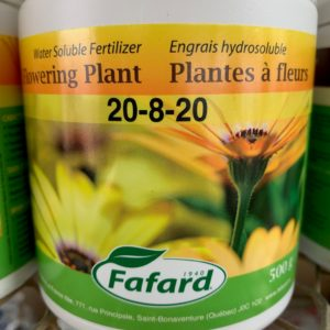 Fertilizer – Fafard Flowering Plant – 500g