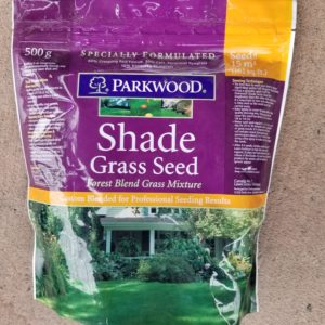 Grass Seed – Forest Blend for shade 500 gram