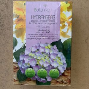 Fertilizer – Botanika Hydrangea – 2kg