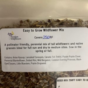 SEED MIX 250FT EASY TO GROW