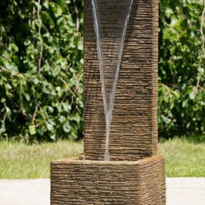 TERRAIN WALL FOUNTAIN