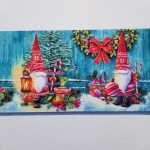 CHRISTMAS GNOME SWITCH MAT