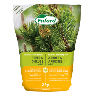 TREES & SHRUBS FERTILIZER 2KG