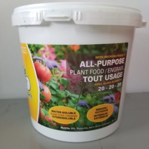 ALL-PURPOSE FERTILIZER 2KG