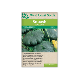 WEST COAST SEED SQUASH – Total Eclipse