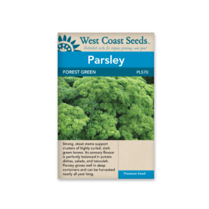WEST COAST SEED HERB PARSLEY – Forest Green