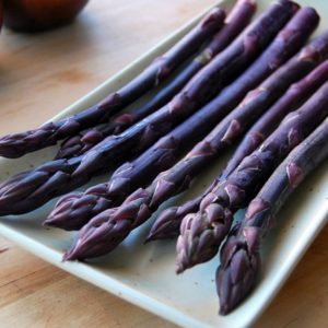ASPARAGUS PURPLE PASSION 5 per pkg