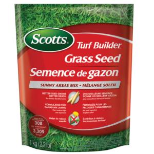 TURFBUILDER® GRASS SEED – SUNNY