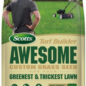 TURFBUILDER® GRASS SEED – AWESOME