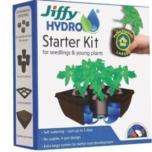 JIFFY HYDRO STARTER KIT