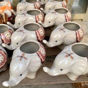POT – ELEPHANT TAUPE