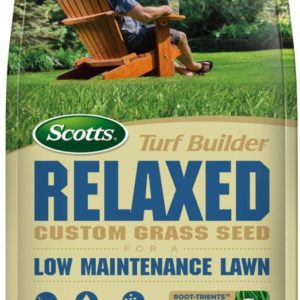 TURFBUILDER® GRASS SEED – RELAXED